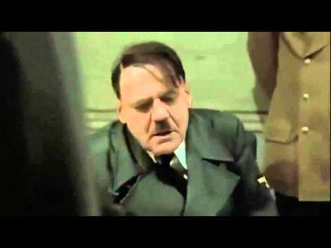 Hitler Finds Out About Disney Buying Star Wars