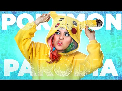 Paródia Pokemon Go - Work from Home - Nunca Te Pedi Nada