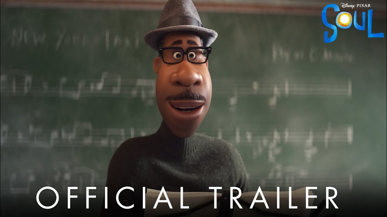 Pixar's First Black Lead  Animated Film 'SOUL' Official Trailer Has Dropped [VIDEO]