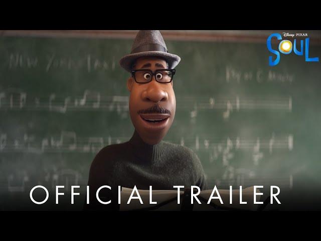 Disney and Pixar's Soul | Official Trailer | Disney+