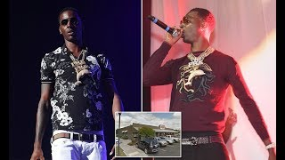 Young Dolph Has $500K of Jewelry & Cash Stolen While Eating at Cracker Barrel