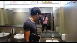 ZX10r Motovlog #79 : Đại Gia Thailand Review Toilet VN và đi RÚT TIỀN chóng mặt !