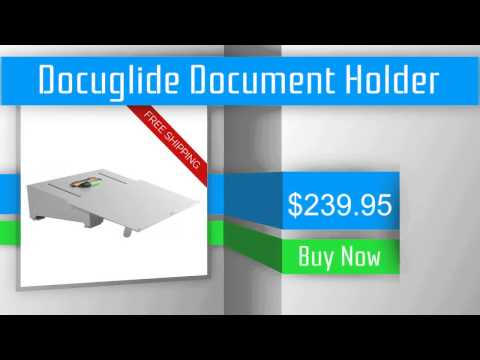 Docuglide Document Holder