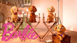 Barbie y sus Hermanas Una Aventura de Perritos -Detrás de Cámaras