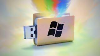 أسهل طريقة حرق windows7/8/8.1/10 على usb للفورمات usb bootable