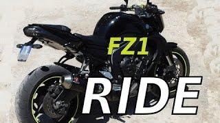 Yamaha FZ1-N Ride On Board