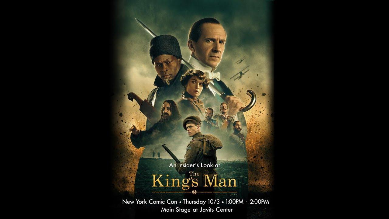 Kingsman 3 Trailer