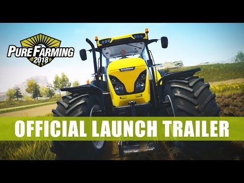 Pure Farming 2018 - Out Now