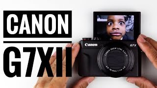 Canon G7 X Mark II  - The One That Got Away?