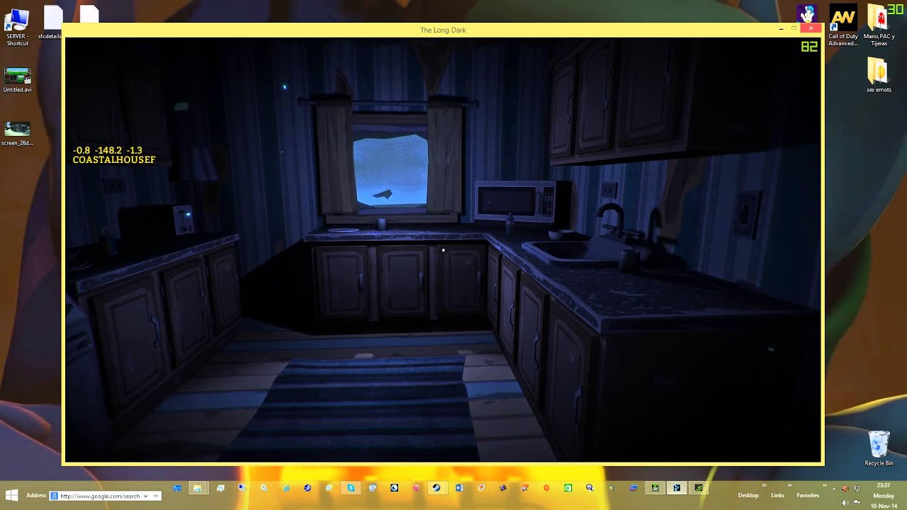 The Long Dark Regenerate Loot HowTo Reset World Map Without