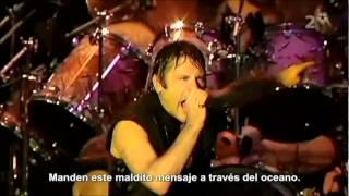 Iron Maiden-Phantom Of The Opera (subtitulado al español)