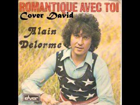 "David chante "" Romantique avec toi "" Alain Delorme"