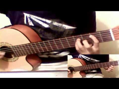 Kaoru to Misao - Rurouni Kenshin / Samurai X (guitar cover)