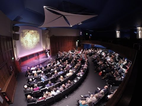 Stewart McPherson's lecture at the Royal Geographical Society