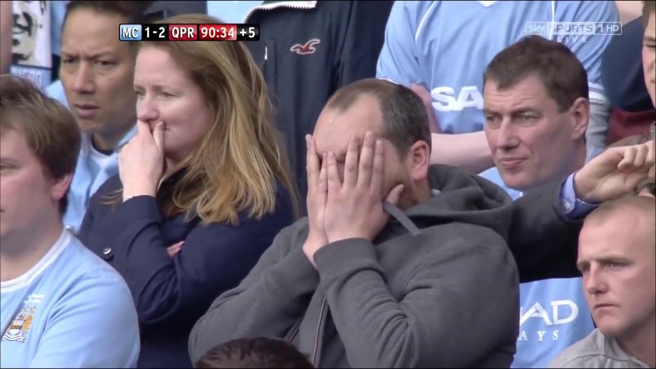 Manchester City win Premier League title after Man Utd loss vs ...