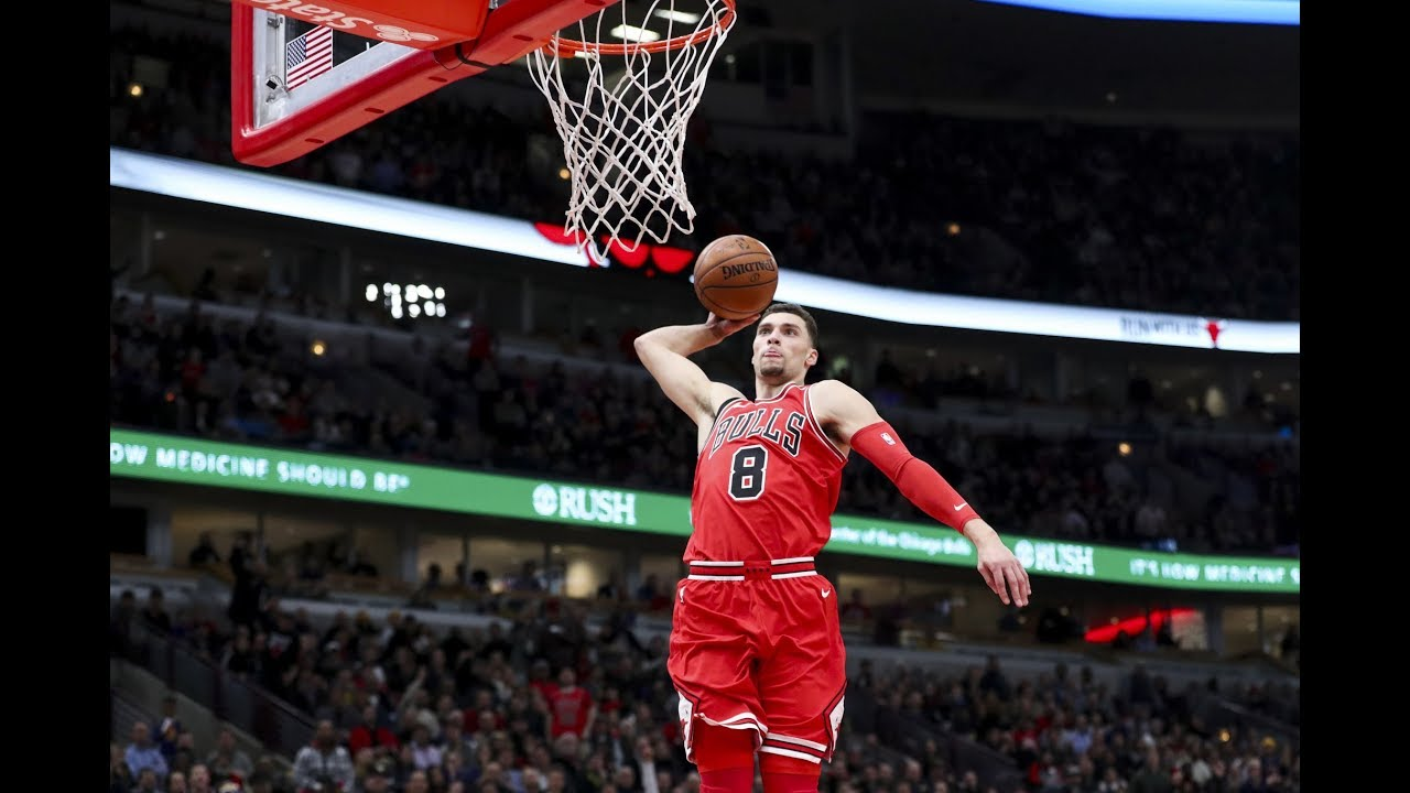 Zach LaVine Highlights vs Pelicans  Sixers  YouTube