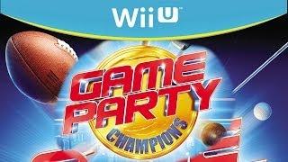 Game Party Champions для WiiU - Вскрытие игры в тормоза(, 2014-05-07T19:47:50.000Z)