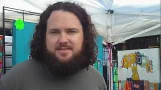 Meet Brian Barnard, acrylic painter from Fernandina beach, Fl., elusivesmile@live.com