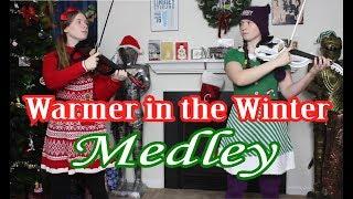 Warmer in the Winter Violin Medley