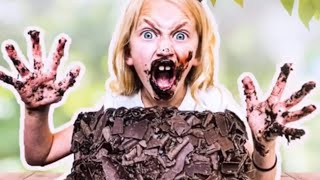 LAST TO stop eating CAKE!! **CRYING!!*