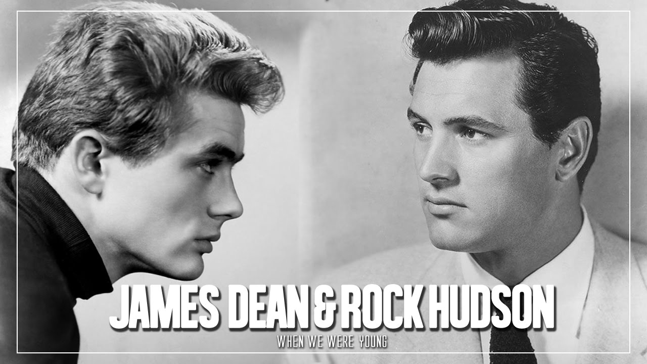 Download James Dean & Rock Hudson | When We Were Young