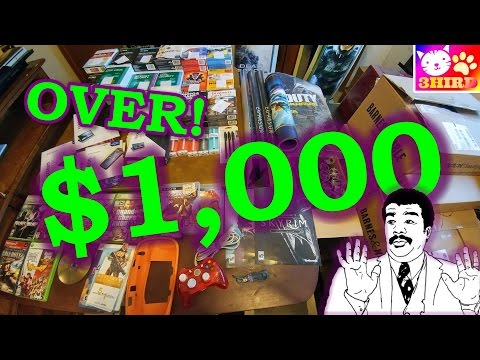 BEST HAUL EVER!? - OVER $1,000 Dumpster Diving Finds (Episode #52)