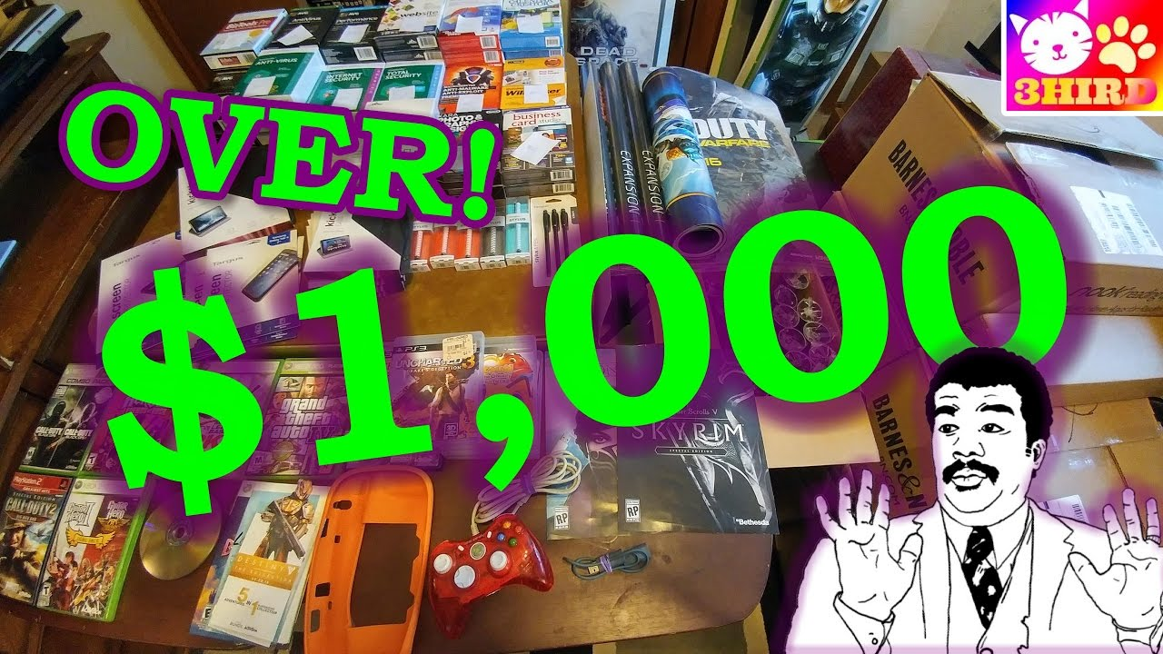 best haul ever over 1 000 dumpster diving finds episode 52 over 1 000 dumpster diving finds episode 52