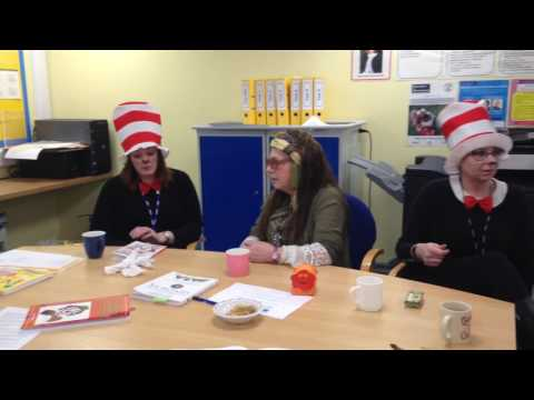 West Lynn Primary School - World Book Day