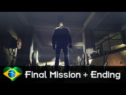 Hitman: Absolution - Final Mission 18 Absolution - Silent ...