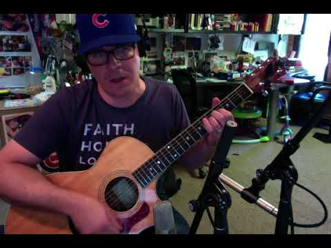 """worlds apart"" by jars of clay - guitar tutorial - robbie kellogg"