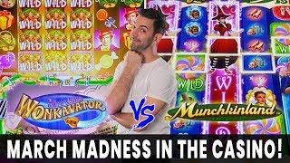 🔴 PREMIERE LIVE 💰 WONKA vs. OZ 🍭 March Madness 🌟 Wonkavator & Munchkinland