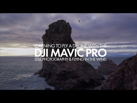 Learning to fly a drone:  Still image quality on the Mavic Pro