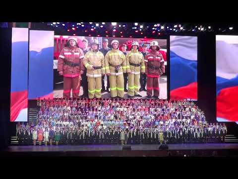 Концерт Детского Хора России в Кремле 23 декабря 2019 года