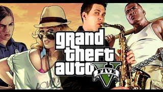Grand Theft Alto V - BriansThing