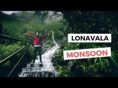 Lonavala - Traveling in Monsoon