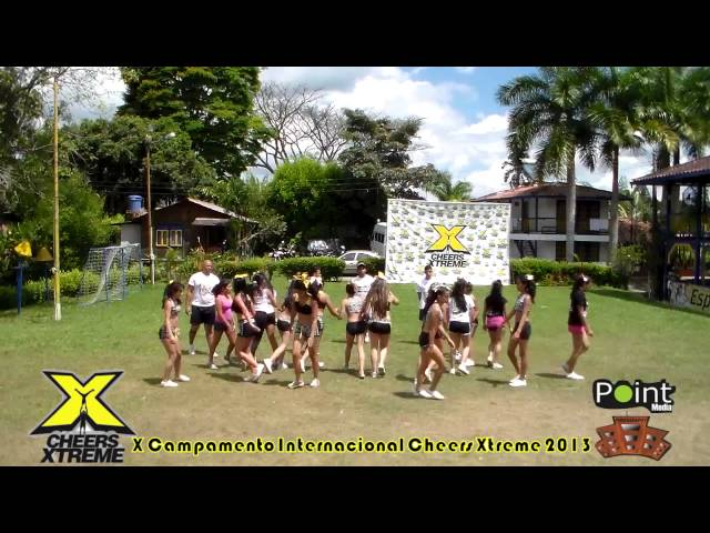 X Campamento Cheers Xtreme 2013   Xtreme Girls Videos De Viajes