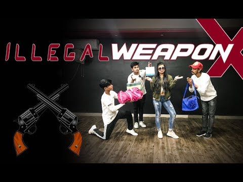 illegal weapon | Jasmine Sandlas |...