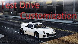 Gta 5 Online | GB200 - Test Drive And Customization - SA Super Series DLC