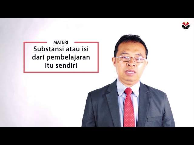 Komponen Pembelajaran (Dr. Cepi Riyana, M.Pd.)