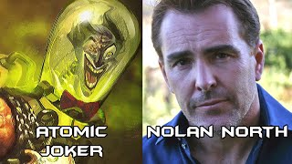 Characters and Voice Actors - Infinite Crisis