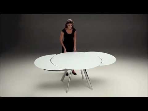 Bontempi casa - Table Giro - YouTube