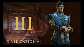 Прохождение Civilization 6 #3 - Война неизбежна... [Япония - Император]