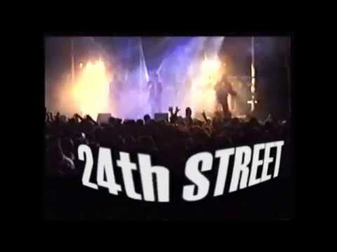 24th Street - Get Down On It ( Live on stage 1996 )