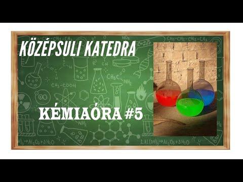 Középsuli Katedra - Kémiaóra #5 thumbnail