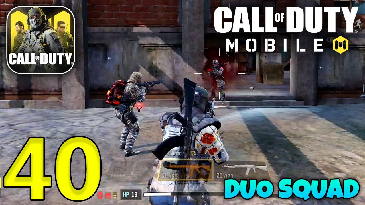 Call Of Duty Mobile 22 Kills Duo Squad Gameplay | CODM Battle Royale