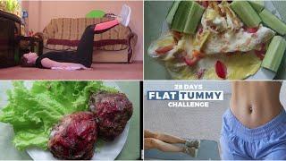 ХУДЕЮ С CHLOE TING Flat Tummy Challenge 15 17 ДЕНЬ НАЧАЛА КЕТО ДИЕТУ И ОТКАЗЫВАЮСЬ ОТ САХАРА