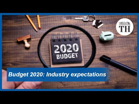 Budget 2020: Industry