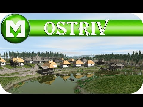 Ostriv - Running out of Food!! Farm Expansion and town planning