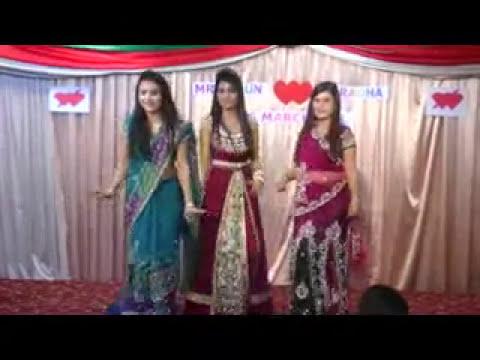 arjun kafle & radha acharya wedding