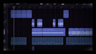 【とある魔術の禁書目録?】ROAR 黒崎真音【MIDI GarageBand】耳コピ TVsize 改良版